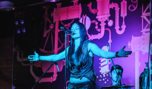 Певица Мара: «Ижевск - это рок-город!»