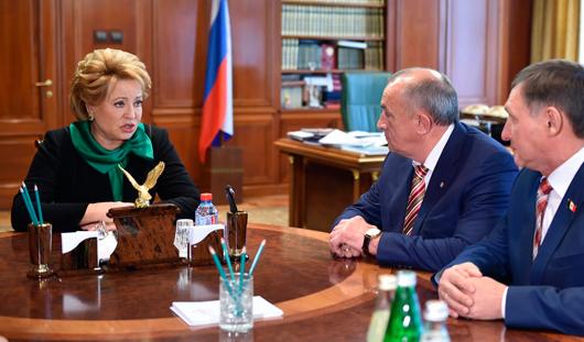 Совету Федерации понадобится месяц, чтобы рассмотреть проекты, предложенные Удмуртией