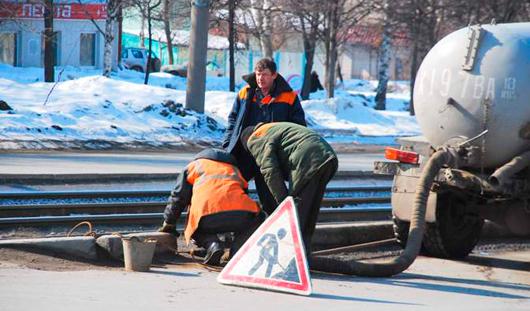 В Ижевске 20 октября отремонтировали более 2 тысяч квадратных метров тротуаров