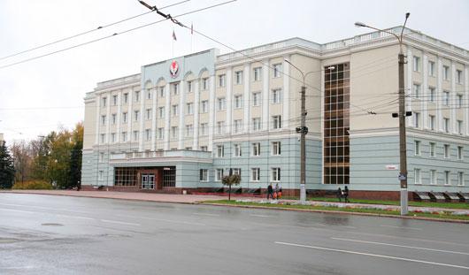 Бывший министр промышленности Удмуртии Олег Радионов может уйти в Минпромторг России