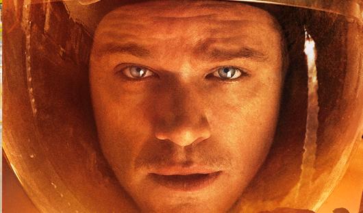 Киноконкурс: ответь на вопросы теста и выиграй билеты на фильм «Марсианин»