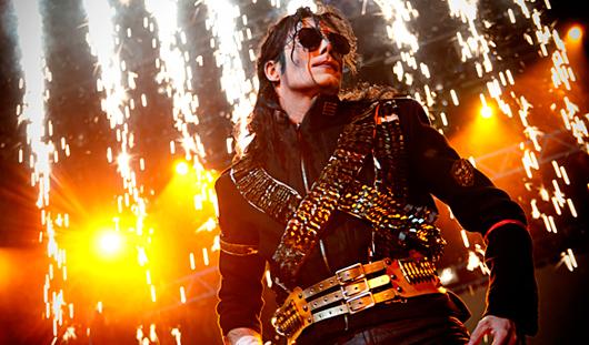 Условия конкурса «Выиграй билеты на Michael Jackson Show»