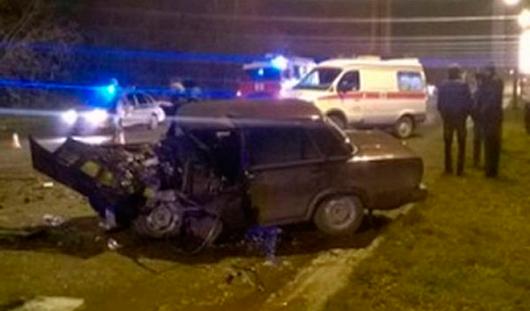 В Удмуртии после столкновения погиб водитель «четырнадцатой»