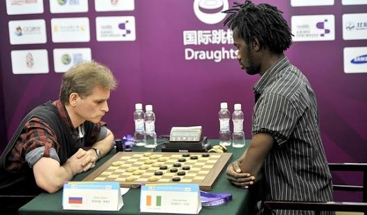 Алексей Чижов выиграл «золото» на Чемпионате Европы по международным шашкам
