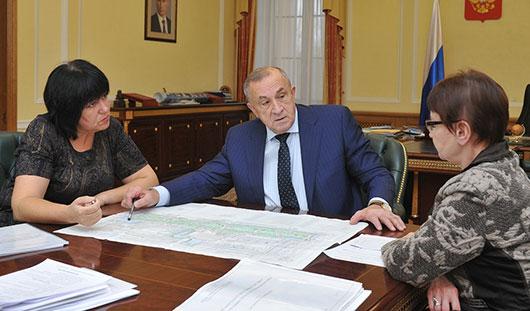 Власти Удмуртии рассмотрели новый проект Бульвара Гоголя в Ижевске