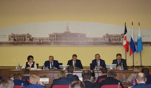 Депутаты Гордумы Ижевска сформируют Реестр наказов избирателей на 2016 год до 1 декабря