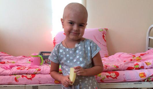 4-летняя ижевчанка Милана Акубова борется за жизнь