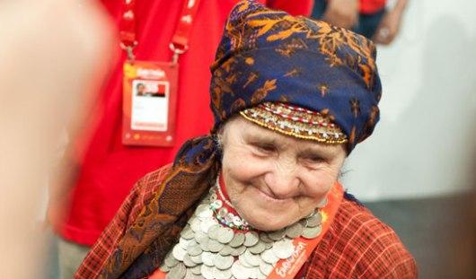 80 лет исполнилось солистке старого состава «Бурановских бабушек» Наталье Пугачёвой
