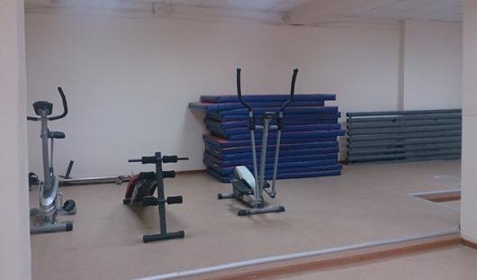 В ижевском центре «Подросток» открылся спортивный зал