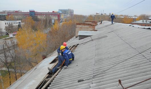В 18 жилых домах Ижевска оборудованы новые лифты