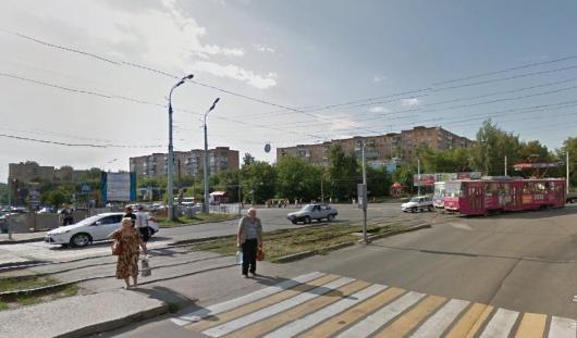 В Ижевске появился «говорящий» светофор