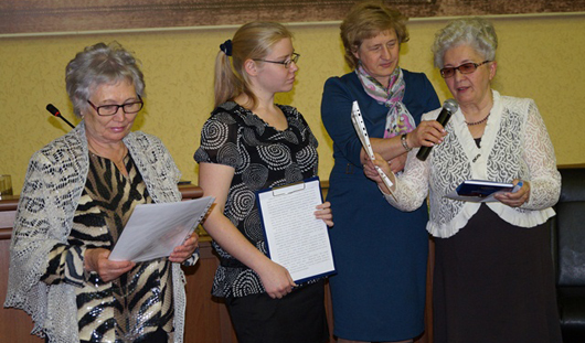 В Ижевске прошла практическая конференция «Встреча поколений»