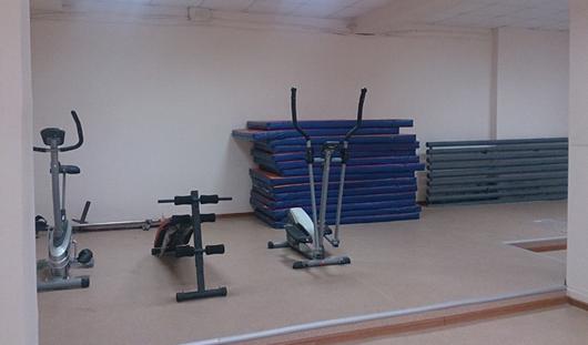 В ижевском центре «Подросток» открылся новый спортзал