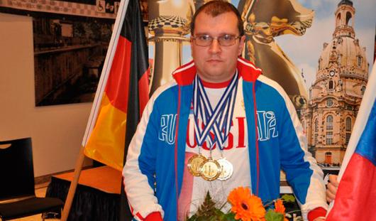 Спортсмен из Удмуртии стал чемпионом Мира по шахматам среди инвалидов