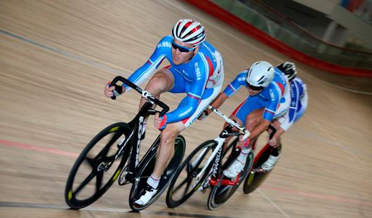 Дмитрий Соколов и Сергей Шилов из Удмуртии выступят на этапе Кубка Мира по велоспорту на треке