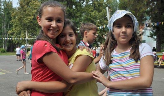 Более 46 тысяч ижевских школьников отдохнули в летних лагерях