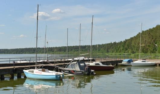 С 1 ноября на водоёмах Удмуртии закрылась навигация для маломерных судов