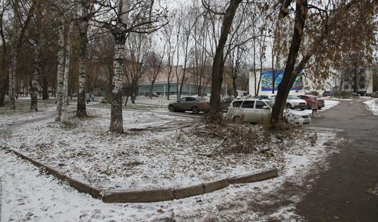На Бульваре Гоголя появятся скамейки, детский городок и парковка