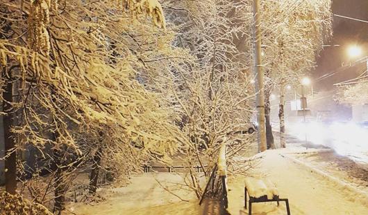 Приезд Летучей из «Ревизорро» и сказочно-снежный Ижевск: о чем утром говорят в городе