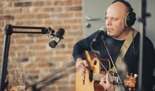 Алексей Кортнев пообщается с ижевчанами в эфире радио «Адам»