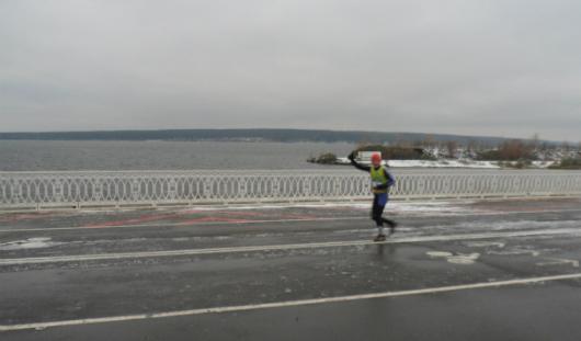 73-летний Валерий Шкляев из Якшур-Бодьи выиграл очередной марафон