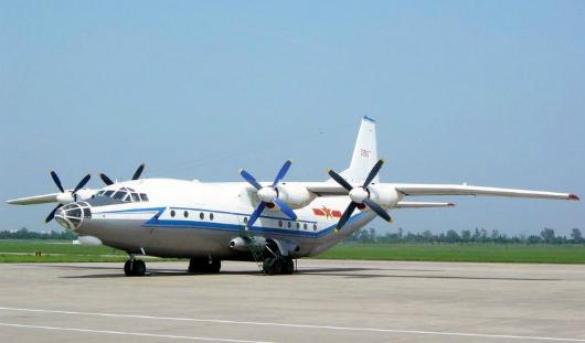 В Южном Судане разбился самолет АН-12 с российским экипажем