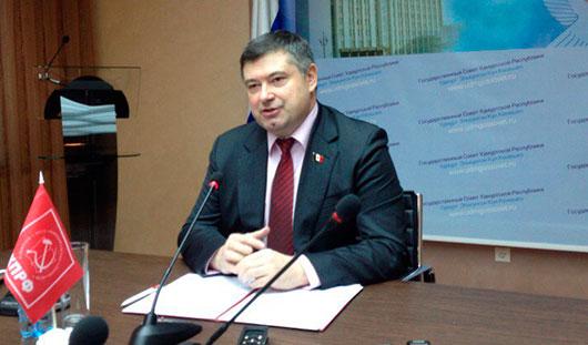 Партия КПРФ прокомментировала бюджет Республики на 2016 год