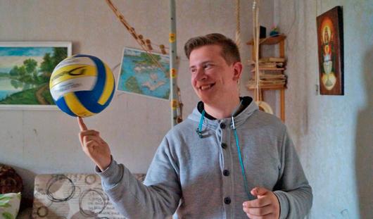 Новым участником проекта «В активном поиске» в Ижевске стал спортсмен и повар-кондитер