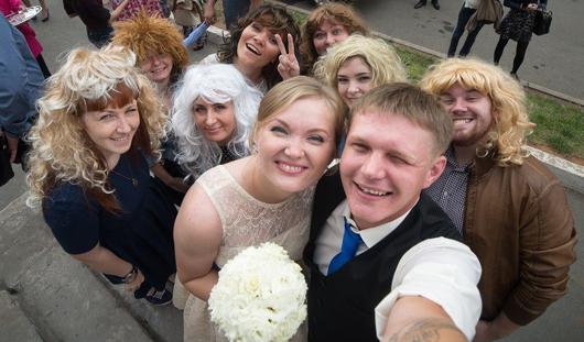 В Ижевске выбирают самую лучшую свадьбу