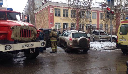 6-летний ребенок пострадал в ДТП в Ижевске