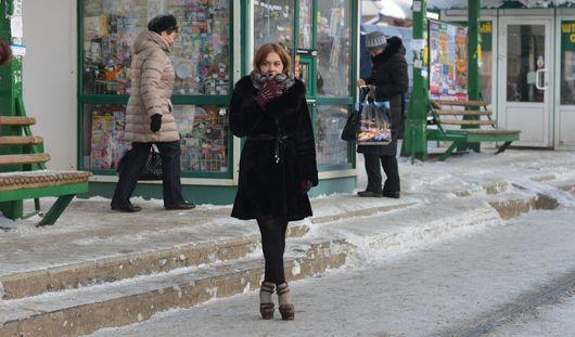 На неделе в Ижевске похолодает до -10 градусов