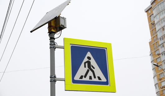 В Ижевске ведется работа по повышению безопасности дорожного движения