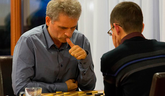 Ижевчанин Алексей Чижов вступил в борьбу за мировую шашечную корону