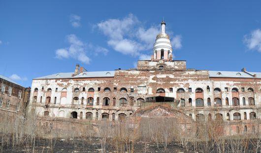 В Ижевске на ремонт башни Ижмаша получат 2,5 млрд рублей из федерального бюджета