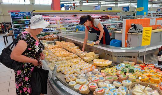 Торговые сети Удмуртии вновь проверят на наличие санкционных продуктов