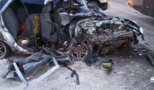 Два жителя Ижевска погибли в ДТП в Перми