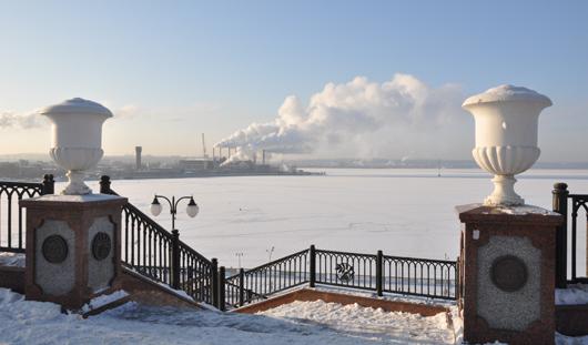 Спасатели Ижевска подготовились к ледоставу