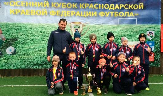 Юные футболисты ижевского клуба «Кристалл» выиграли международный фестиваль