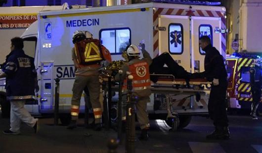 Данных о том, что в Париже в серии терактов пострадали жители Удмуртии, пока нет