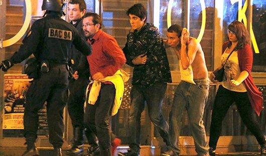 Россиян среди погибших в терактах в Париже не обнаружено
