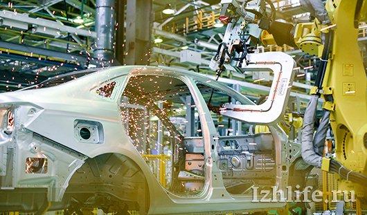 Производство ижевской Lada Vesta идёт с опережением