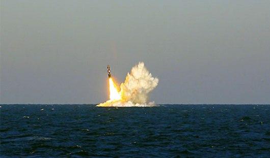 Ракеты «Булава», которые производят в Удмуртии, прошли испытания