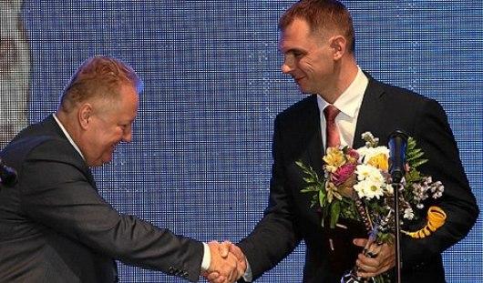 Дружинники «дорожного патруля» из Ижевска получили национальную премию