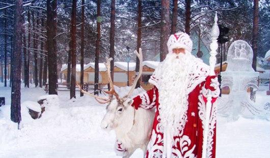 Тест: что ижевчане знают о Деде Морозе?