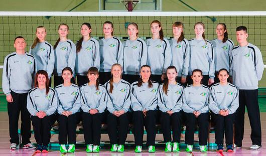 Волейбольная команда из Ижевска «Италмас-ИЖГТУ» будет играть в первой лиге чемпионата России
