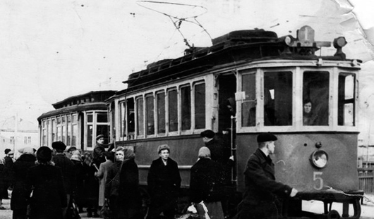 Есть повод: 80 лет назад по Ижевску проехал первый трамвай