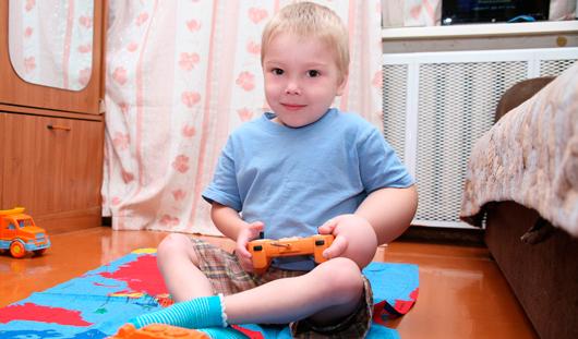 Нужна помощь: Алеше Килееву необходим курс реабилитации в Уфе