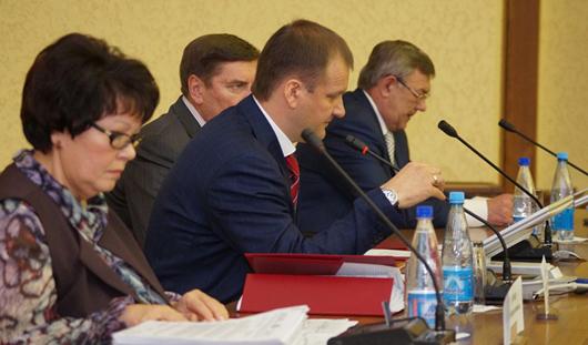 Положения о постоянных комиссиях Гордумы утвердили в Ижевске