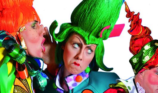 «Золушка» в цирке Ижевска: 100 артистов из Европы и дизайнерские костюмы из Франции