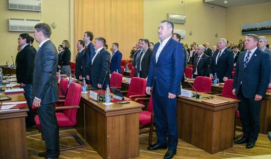Изменения в положение о наказах избирателей внесли депутаты Городской думы Ижевска